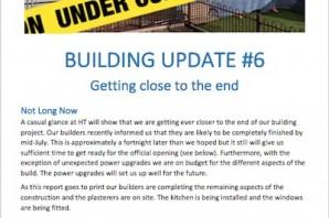 Building Update #6