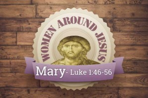 Women Around Jesus