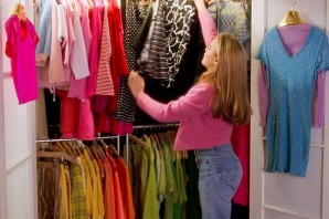 The Christian wardrobe