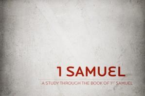 1 Samuel Sermon Series